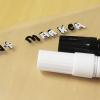 Paint Marker Marcador multiuso cor Branco