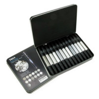 Marcador Permanente TRIA Marker Grey Tones 12 Cores