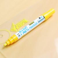 Marcador Industrial Amarelo Paint Marker CKS