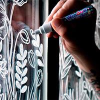 Caneta Para Vidro Window Marker 15mm